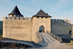 У Хотинській фортеці відреставрують під'їзний міст за 2 мільйони гривень