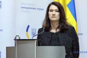 スウェーデン、OSCE議長国としてドンバス紛争解決に向けた活動を約束