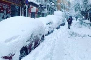 Негода в Іспанії: Мадрид та околиці оголосили зоною стихійного лиха