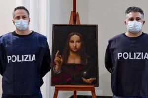 В Італії поліція знайшла картину XVI століття у домашній шафі