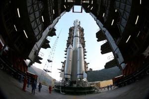 Китай вывел на орбиту первый в 2021 году спутник