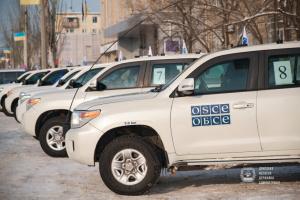 За два тижні окупанти 19 разів не пропустили патрулі ОБСЄ на Донбасі