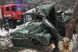 ДТП на Яворівському полігоні: стало відомо про стан військових