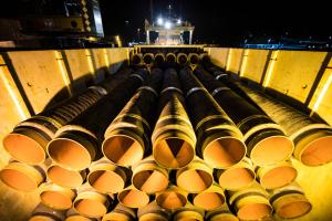 Газпром вимушений сказати правду: Північний потік-2 - під великим питанням