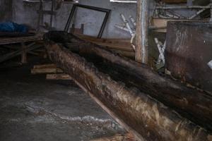 Как заботятся о найденной на Житомирщине древней лодке