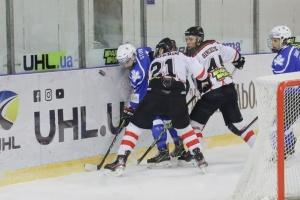 УХЛ: «Сокіл» розгромив «Маріуполь»