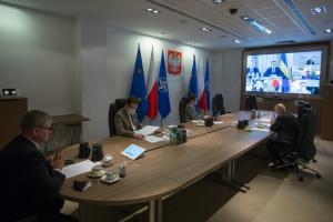 Люблинский треугольник обсудит поддержку демократии в Беларуси