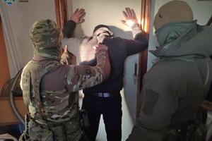 У Харкові затримали організатора підпільної зброярні
