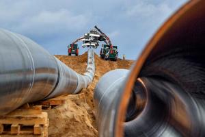 Стефанішина розповіла про дії України в разі ймовірного завершення Nord Stream 2