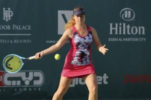Снигур вышла в полуфинал турнира ITF в ОАЭ
