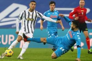 «Ювентус» победил «Наполи» и выиграл Суперкубок Италии