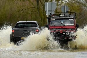 Шторм «Крістоф» приніс у Британію повені та сніг: евакуювали тисячі людей