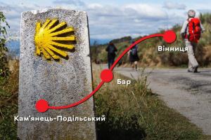 На Виннитчине презентовали концепцию Подольского пути святого Иакова