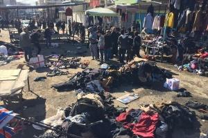 Подвійний теракт у Багдаді: 28 загиблих, понад 70 поранених