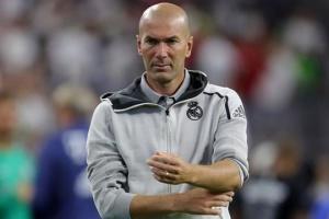 «Реал» не планирует увольнять Зидана после вылета из Кубка Испании