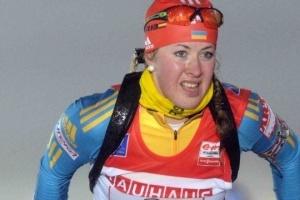 Українки стали восьмими в естафеті етапу Кубка світу з біатлону в Антгольці