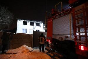 Дуда висловив співчуття родичам загиблих у харківській пожежі