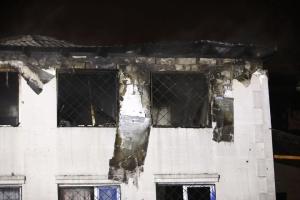 Смертельный пожар в Харькове: отчет правительственной комиссии должен быть до 19 февраля