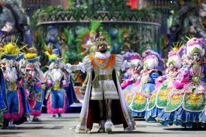 Карнавал у Ріо-де-Жанейро скасували через COVID-19