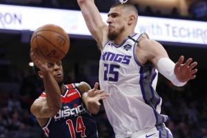 Українець Лень може продовжити кар'єру в НБА в клубі «Вашингтон Візардс»