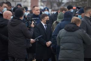 Incendie à Kharkiv : Volodymyr Zelensky arrive sur les lieux