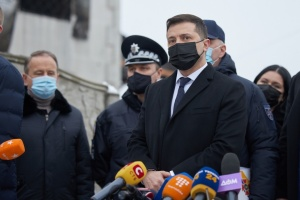 Зеленский выступает за реформу рынка социальных услуг после пожара в Харькове
