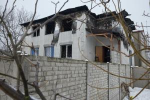 Прокурор - про пожежу в будинку для літніх: На місці не знайшли жодного вогнегасника