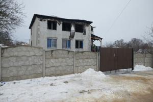Администратор харьковского дома престарелых на пожаре спас 5 человек - адвокат