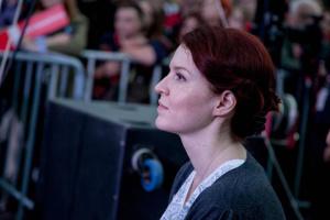 Прессекретарку Навального заарештували на дев'ять діб