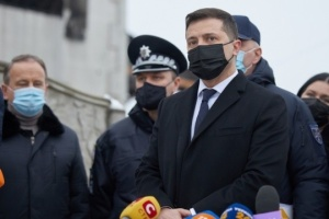 Zelensky calls for reform of social services market after fire in Kharkiv