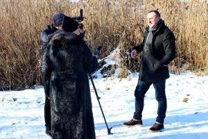 Одесская киностудия начала съемки фильма «Сердце под мундиром»