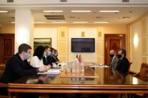 Україна та Португалія обговорили перспективи співпраці в галузях авіації та транспорту