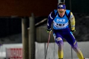 Дудченко стал 5-м в индивидуальной гонке итальянского этапа Кубка мира по биатлону
