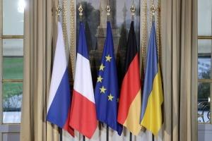 """Treffen der Berater des """"Normandie-Quartetts verschoben"""