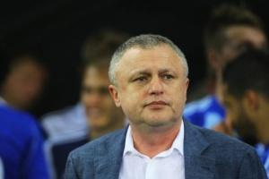 UAF fines Dynamo Kyiv president UAH 50,000