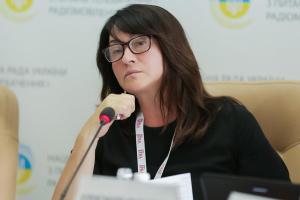 Глава Нацсовета объяснила, зачем нужен законопроект о медиа
