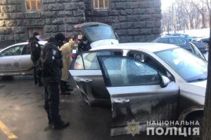 В правительственном квартале задержали мужчину с оружием