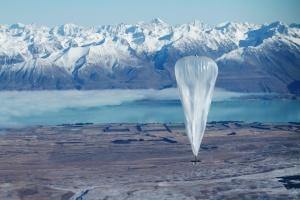 Google припинить роздавати інтернет з повітряних куль в Африці