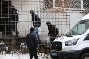Пожар в Харькове: суд избирает меру пресечения подозреваемым