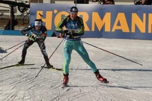 Українські біатлоністи стали восьмими в естафеті Кубка світу з біатлону в Антгольці