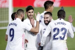 «Реал» переміг «Алавес» і наблизився до лідера Ла Ліги