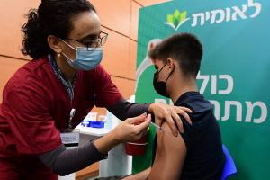 В Ізраїлі почали вакцинацію старшокласників