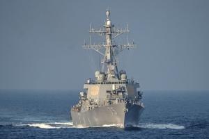 Американський есмінець USS Donald Cook провів тренування в Чорному морі