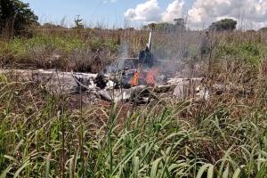 У Бразилії розбився літак з футболістами: шестеро загиблих