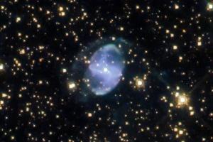 Hubble зробив знімок туманності в сузір'ї Скорпіона