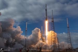 Космічний рекорд Ілона Маска