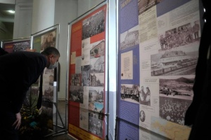 В Виннице открылась выставка о событиях Украинской революции 1917-1921 годов