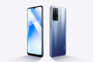 Oppo представила бюджетный смартфон с 5G