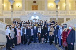 У Раді стартувала програма стажування молоді-2021