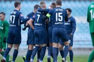 СК «Дніпро-1» переміг сербські «Чукарічки» в спарингу